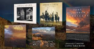 Coffee Table Photo Books Anasazi Country Coffee Table Photography Book Collection U2014