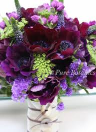 purple wedding flowers purple wedding flowers botanics