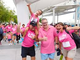 parade ribbon ribbon walk 2017 singapore s pink ribbon parade in