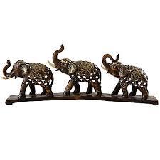 juliana elephant bridge wooden ornament by kaleidoscope kaleidoscope