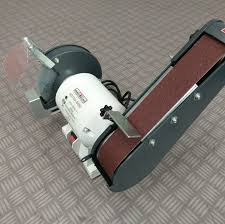 bench grinder linisher metex 150mm 6