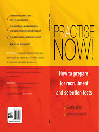 practice now how to prepare for recruitment and selection test