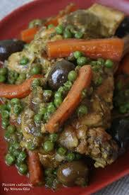 cuisiner le lapin tajine de lapin aux petits pois et carottes culinaire by