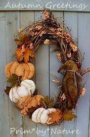 163 best fall halloween grapevine wreaths images on pinterest