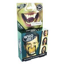 amazon com who am i face coasters game toys u0026 games