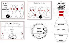 Ten Pin Bowling Sheet Template The Cutting Cafe Bowling Pin Shaped Card