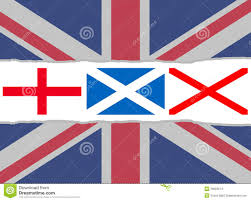 union jack flag from the flags of england scotland and ireland