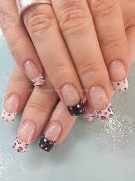 24 brave nail art pink and white u2013 slybury com