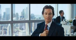 Scene Wolf Meme - what matthew mcconaughey stole from leo dicaprio rolling stone