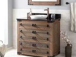 Distressed Wood Bathroom Vanity Bathrooms Design Weathered Wood Bathroom Vanity Remarkable