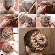 braided hairstyle instructions step by step 30 step by step hairstyles for long hair tutorials you will love