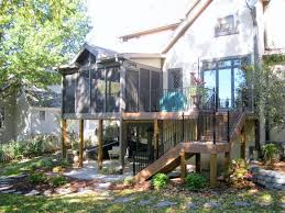 leawood ks porches sunrooms and decks