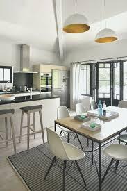 location salle avec cuisine idée cuisine ouverte unique idee deco salon salle a manger cuisine