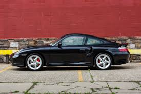 dealer inventory 2002 porsche 996 turbo extremely low miles and