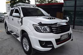 toyota hilux toyota hilux vigo champ 2015 new u0026 used on dealer prices in thailand