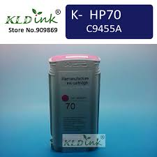 hp 70 light magenta compatible hp70 c9455a light magenta ink cartridge for z2100 z3100