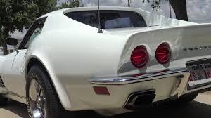 1971 chevy corvette stingray 1971 chevrolet corvette 454 stingray c3 road test tour 2017
