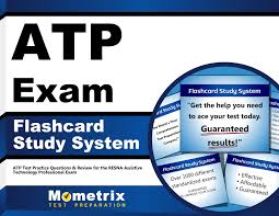atp exam flashcard study system atp test practice questions