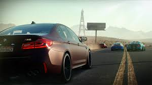 need for speed bmw bmw shows the m5 in need for speed payback the verge