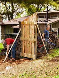How To Build A Small Backyard Storage Shed by How To Build A Firewood Shed