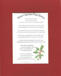 merry christmas from heaven merry christmas from heaven fishwolfeboro