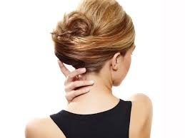 Hochsteckfrisurenen Zum Selber Machen Schulterlange Haare by Anleitung Hochsteckfrisuren Für Mittellanges Haar Für Sie