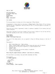 offer letter format dubai choice image letter samples format