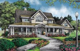 plan 32638wp country house plan with two story great room