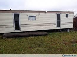 caravane 2 chambres caravane résidentielle 2 chambres 2ememain be