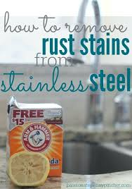 how to remove rust stains from porcelain sink how to remove rust stains from porcelain valleyrock co