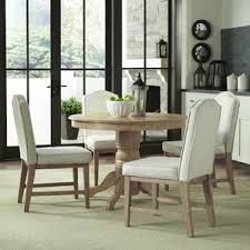 Round Kitchen  Dining Room Sets Wayfair - Round dining room table and chairs