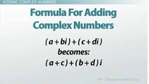 how to add subtract and multiply complex numbers video u0026 lesson