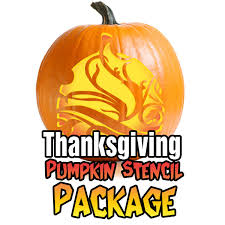 thanksgiving decora pumpkin stencil package ultimate pumpkin
