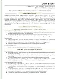 Resume For Grocery Store Manager Sample Resume Of Store Manager U2013 Topshoppingnetwork Com