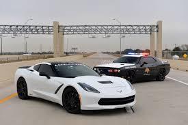 hennessey corvette for sale hennessey corvette breaks 200 mph on toll road
