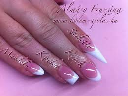 95 best stiletto and almond nails images on pinterest coffin