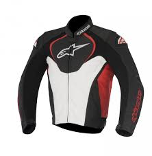 safest motorcycle jacket 2017 alpinestars gear is here in black white and red autoevolution