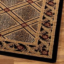 Leopard Kitchen Rug Formal Leopard Area Rugs