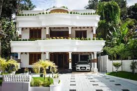 beautiful house of albet at thiruvalla kerala home design and