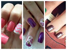 stunning cool and easy nail designs to do at home photos