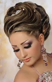 Arabische Hochsteckfrisurenen Hochzeit by 467 Besten Frisuren Hochzeit Bilder Auf Haarschmuck