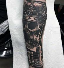 50 badass forearm tattoos for cool masculine design ideas