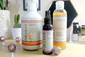first impressions follione hair loss products for women