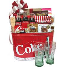 gift basket coca cola gift basket from