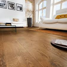 Strip Laminate Flooring Colours Monito Natural Oak Effect Wood Top Layer Flooring 1 69