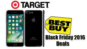 iphone black friday deals 2016 best buy best buy target offering iphone 7 at discount price on black