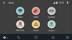 waze for android waze for android auto navigates into car cabins roadshow