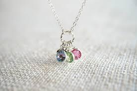 children s birthstone necklace pleasurable design ideas children s birthstone necklace childrens
