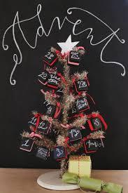 tree printable advent calendar