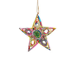paper ornament star